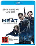 Heat: Director's Definitive Edition on Blu-ray