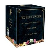 Six Feet Under - The Complete Collection (24 Disc Box Set) on DVD