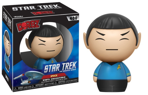 Star Trek - Spock Dorbz Vinyl Figure (with a chance for a Chase version!)