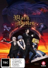 Black Butler: Book Of The Atlantic on DVD