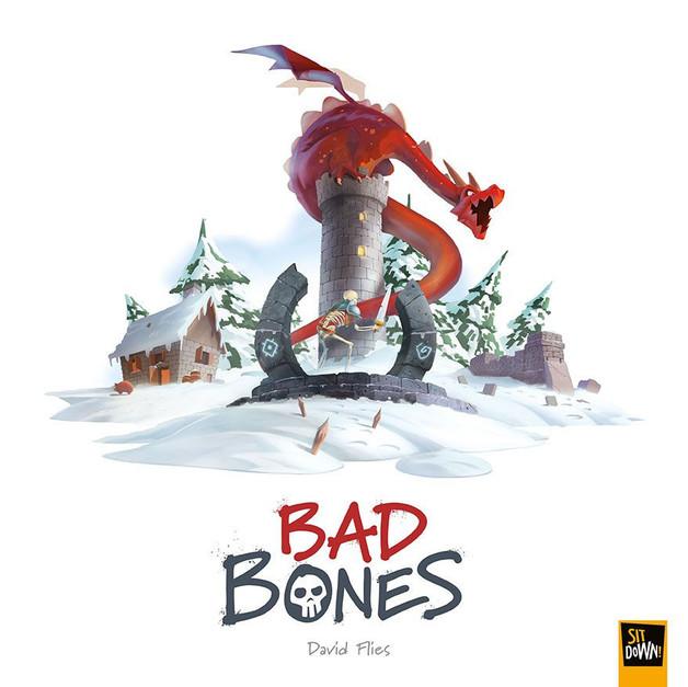 Bad Bones - Board Game