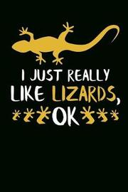 I Just Really Like Lizards, Ok by Eve Emelia