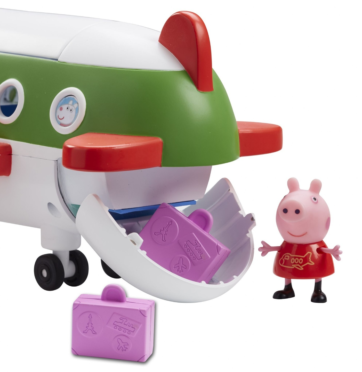 Peppa Pig: Air Peppa Jet - Playset image