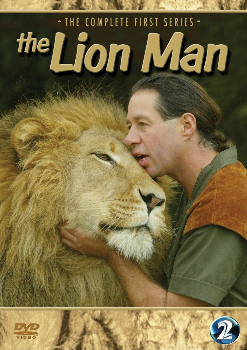 The Lion Man - The Complete Series 1 on DVD image