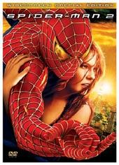 Spider Man 2 on DVD