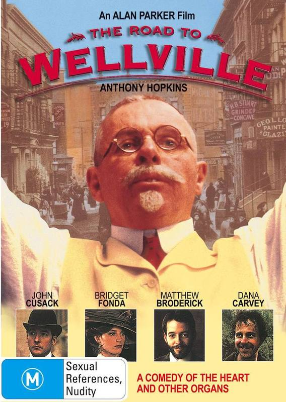 The Road To Wellville on DVD