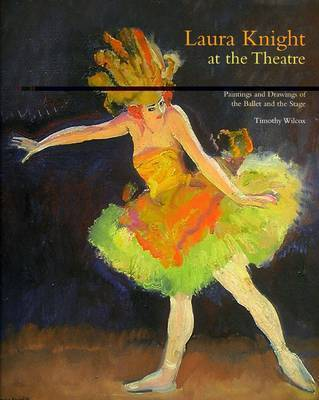 Laura Knight at the Theatre by Timothy Wilcox