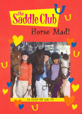 Horse Mad by Bonnie Bryant