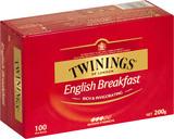Twinings English Breakfast Loose Leaf Tea (100g)