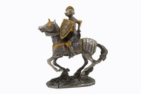 Dal Rossi Medieval Knight Figurine - Benedict