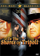To The Shores Of Tripoli on DVD