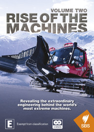 Rise Of The Machines - Volume 2 on DVD