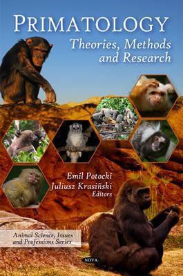 Primatology by Emil Potocki image