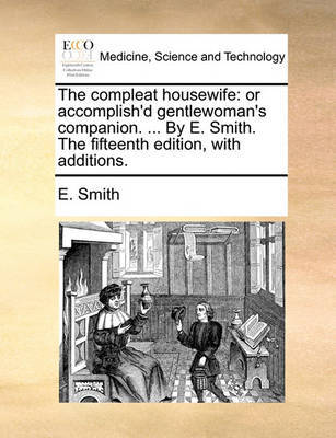 The Compleat Housewife by Smith image