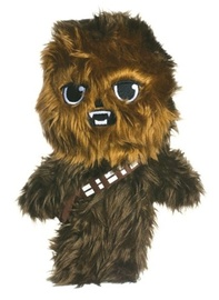 "Star Wars: 10"" Chewbacca - Plush Figure (40th Anniversary)"