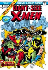 Uncanny X-men Omnibus Vol. 1, The (new Printing) by Chris Claremont