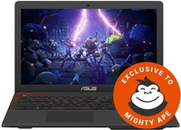 "ASUS X-Series X550VX-DM785T 15.6"" Gaming Laptop, Intel Core i7-7700HQ, 8GB RAM, GTX 950M 4GB"