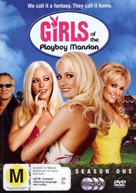 Girls Of The Playboy Mansion - Season 1 (3 Disc Set) on DVD image