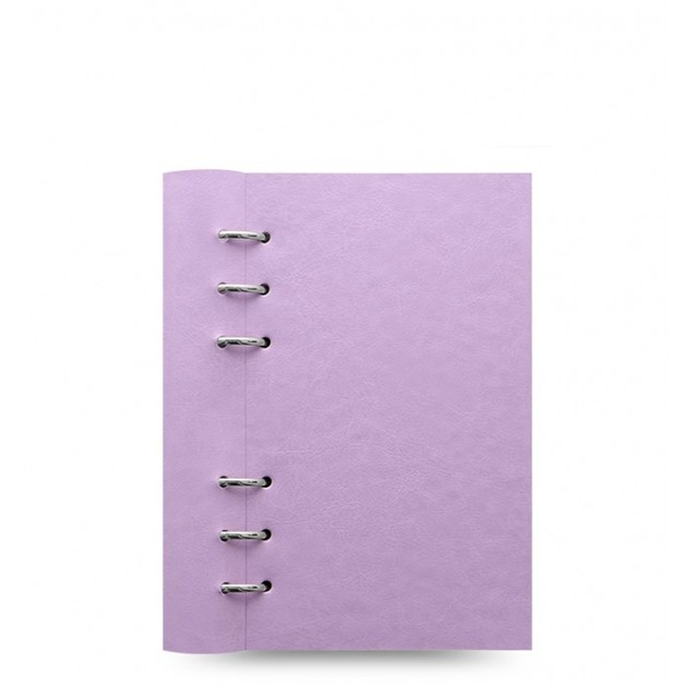 Filofax - Personal Clipbook Classic Notebook - Orchid