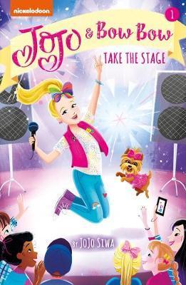 JoJo and BowBow Take the Stage by JoJo Siwa