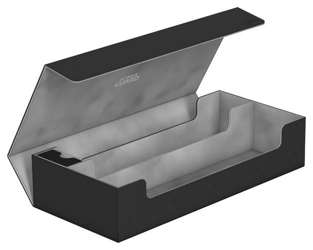 Ultimate Guard Superhive 550+ Xenoskin Deck Case (Black)