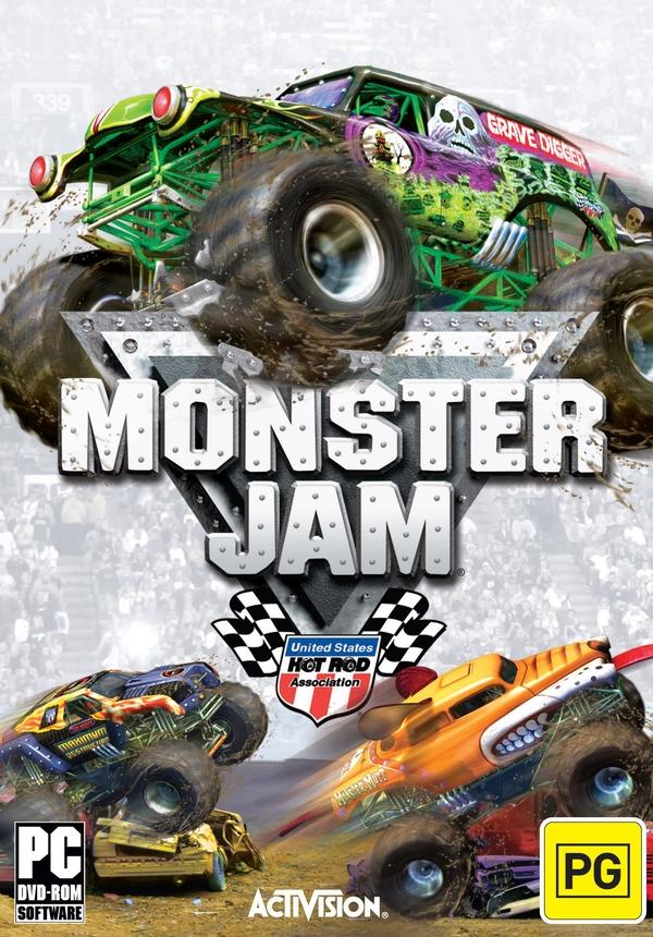 Monster Jam for PC Games image