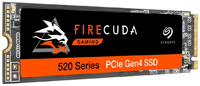 500GB Seagate FireCuda 520 M.2 NVMe 4.0 x4 PCIe SSD