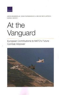 At the Vanguard by Anika Binnendijk