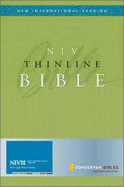 NIV Thinline Bible image