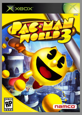Pac-Man World 3 for Xbox
