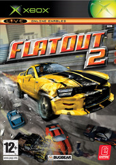 Flat Out 2 for Xbox