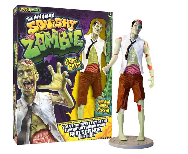 SmartLab: Inhuman Squishy Zombie