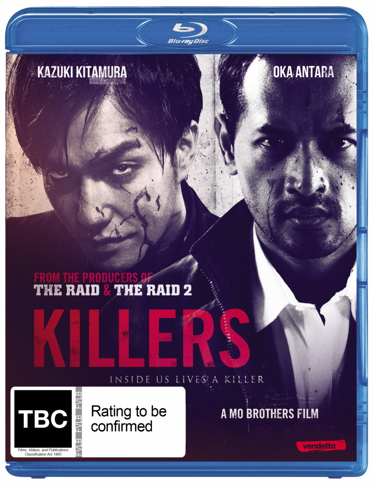 Killers on Blu-ray image