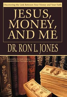 Jesus, Money, and Me by Ron L Jones image
