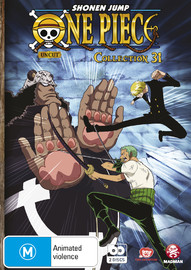One Piece: Collection 31 - Episode 373-384 on DVD