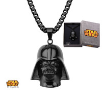 Star Wars Darth Vader Pendant Necklace
