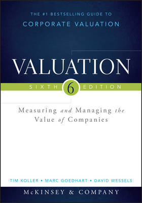 Valuation by McKinsey & Company Inc image