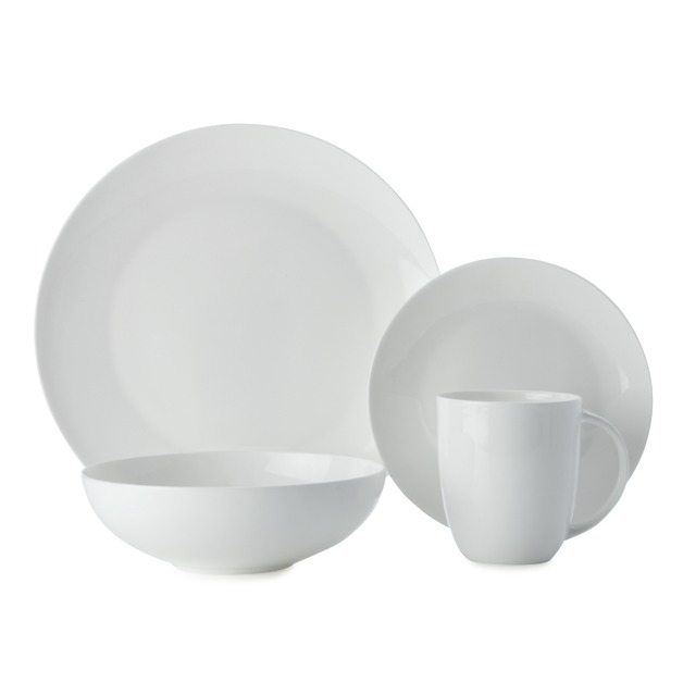 Maxwell & Williams - Cashmere Coupe Dinner Set
