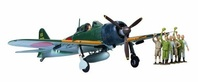 Tamiya 1/48 Mitsubishi A6M5C Type 52 Zero Fighter - Model Kit image