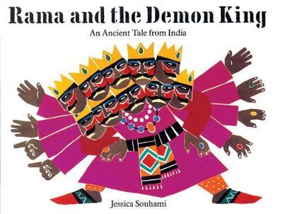 Rama and the Demon King Big Book by Jessica Souhami