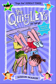 The Quigleys At Large by Simon Mason image