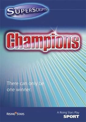 Superscripts Sport: Champions by Helen Chapman image