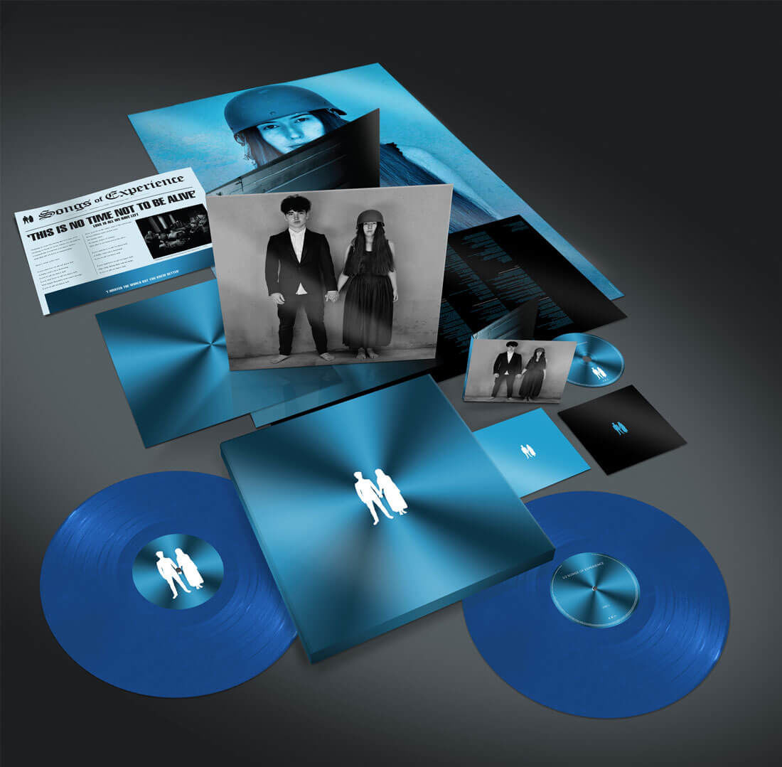 Songs of Experience - Deluxe Edition (2LP/1CD) image
