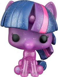 My Little Pony - Twilight Sparkle (Glitter) Pop! Vinyl Figure