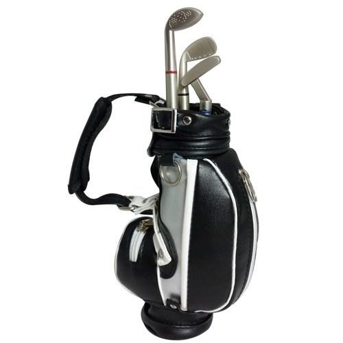 Executive Desktop Gadget Golf Bag Pen Holder