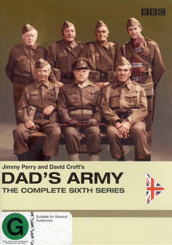 Dad's Army - The Complete 6th Series (2 Disc Set) on DVD image