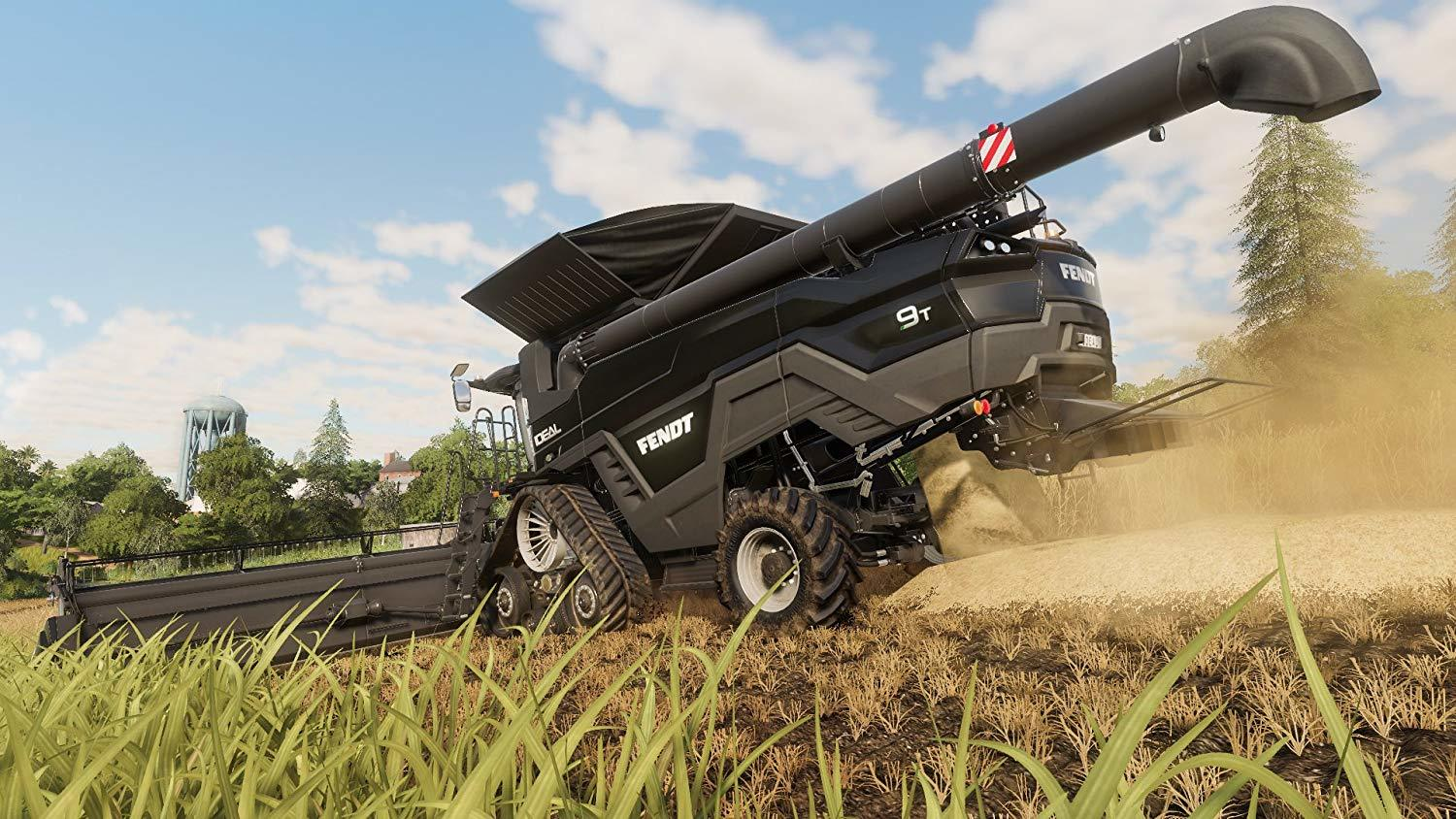 Farming Simulator 19 for Xbox One image