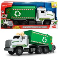 Dickie Toys: Giant Recycling Truck - Light's & Sounds