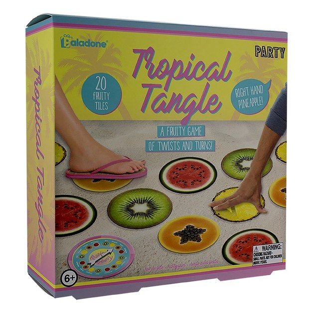 Tropical Tangle - Party Game