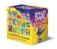 Roald Dahl Collection by Roald Dahl image